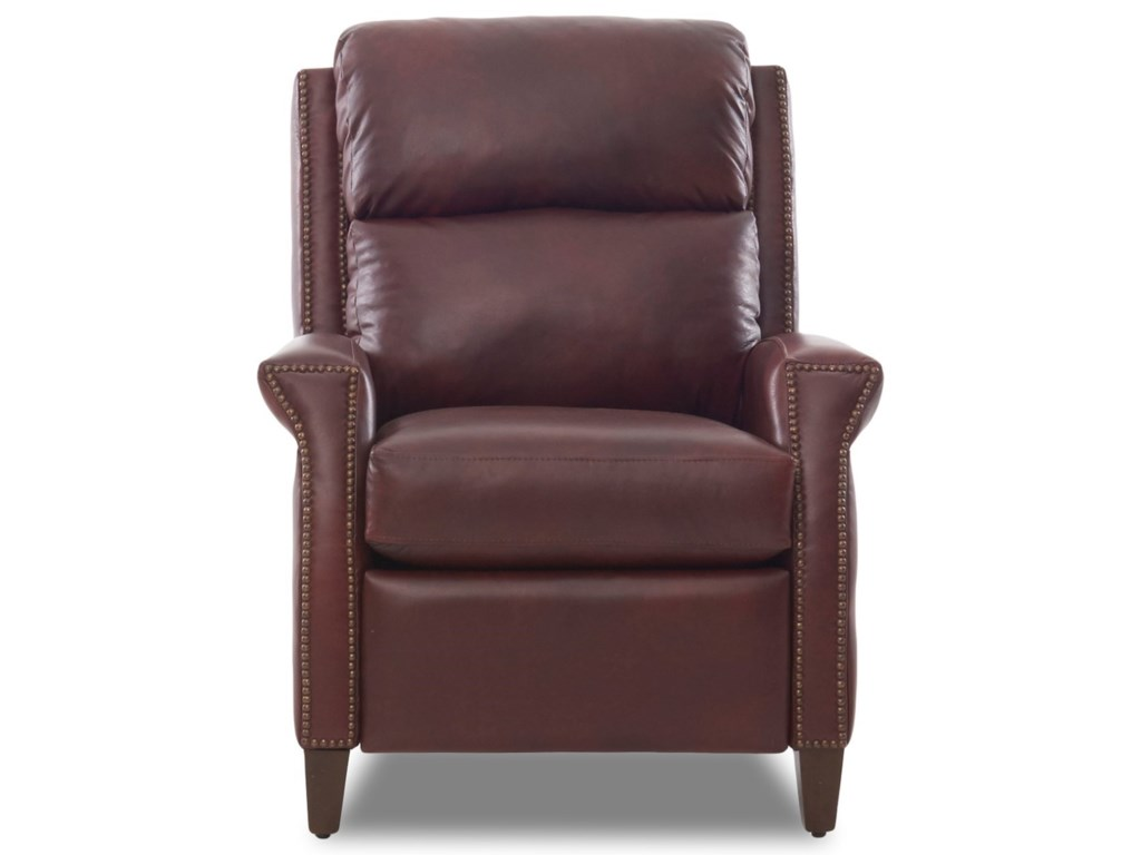 Klaussner WalshPower High Leg Reclining Chair