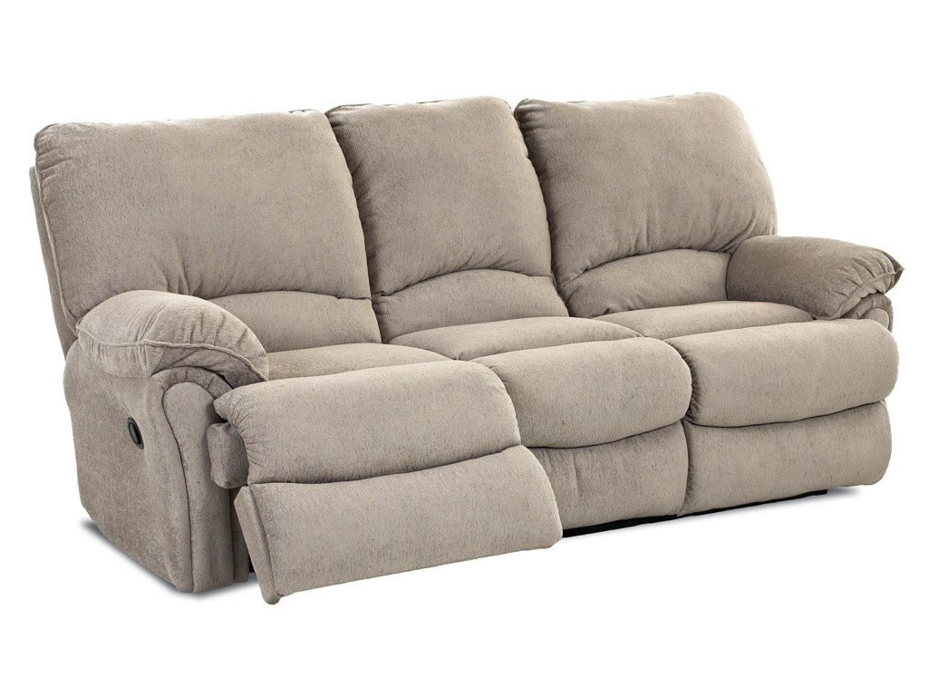 Klaussner WeatherstoneCasual Reclining Sofa