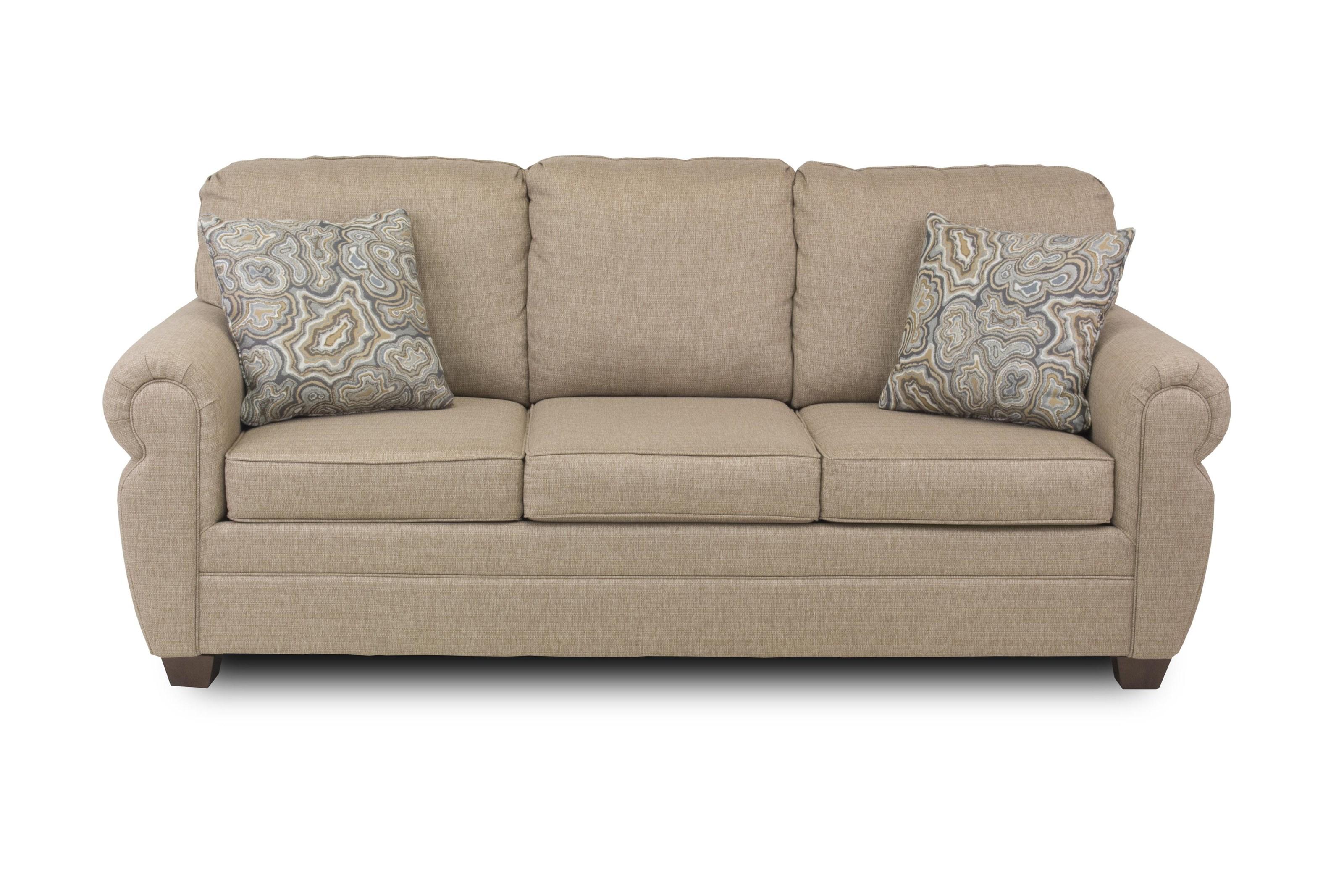 Metropia WaylonRolled Arm Sofa ...