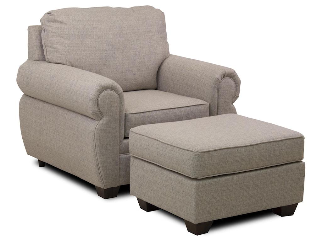 Metropia WaylonUpholstered Chair