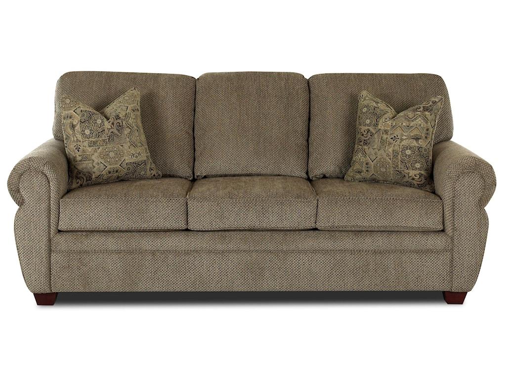 Klaussner WestbrookSleeper Sofa w/ Innerspring Mattress