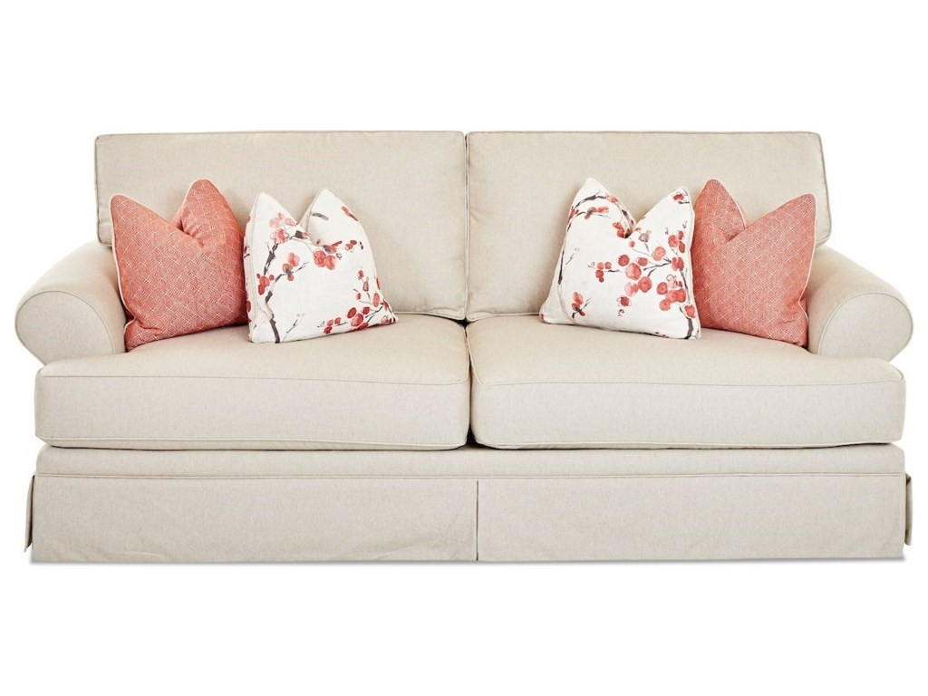 Klaussner WesterlyCasual Sofa