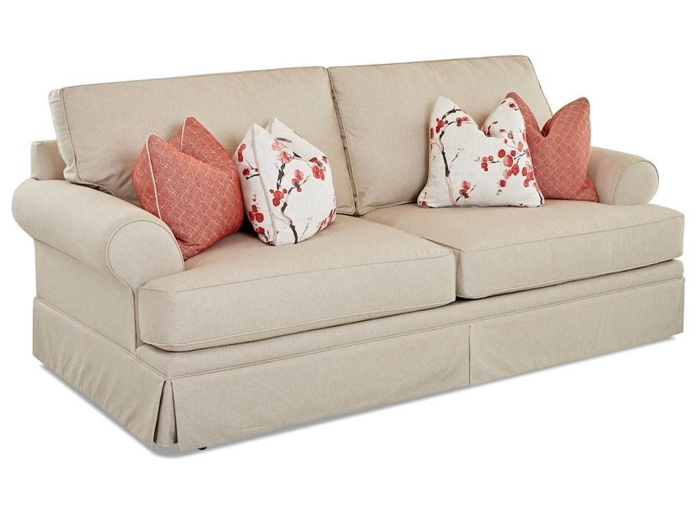 Klaussner WesterlyCasual Sofa Sleeper