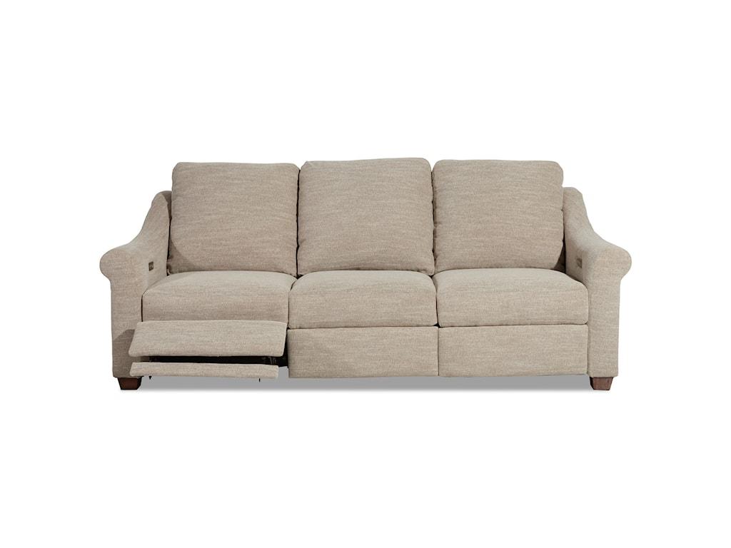 Klaussner WhitfieldPower Reclining Sofa