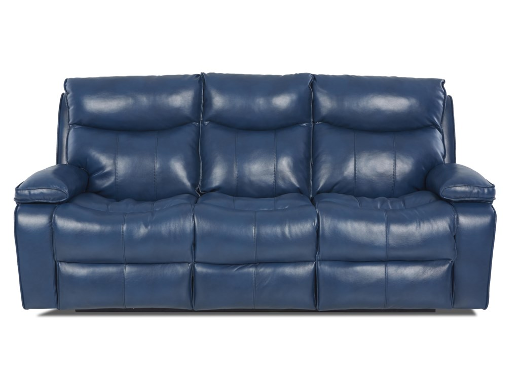 Klaussner WilsonContemporary Reclining Sofa