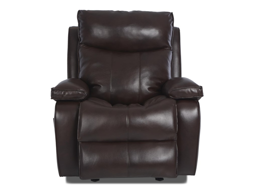 Klaussner WilsonContemporary Reclining Rocking Chair