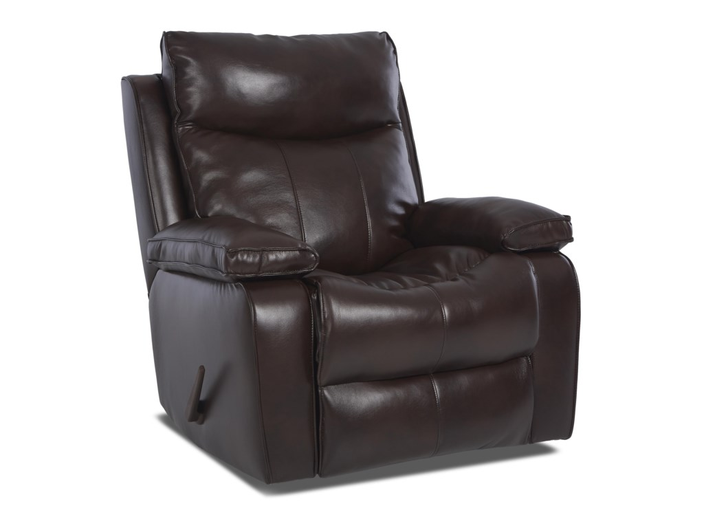 Klaussner WilsonContemporary Swivel Gliding Reclining Chair