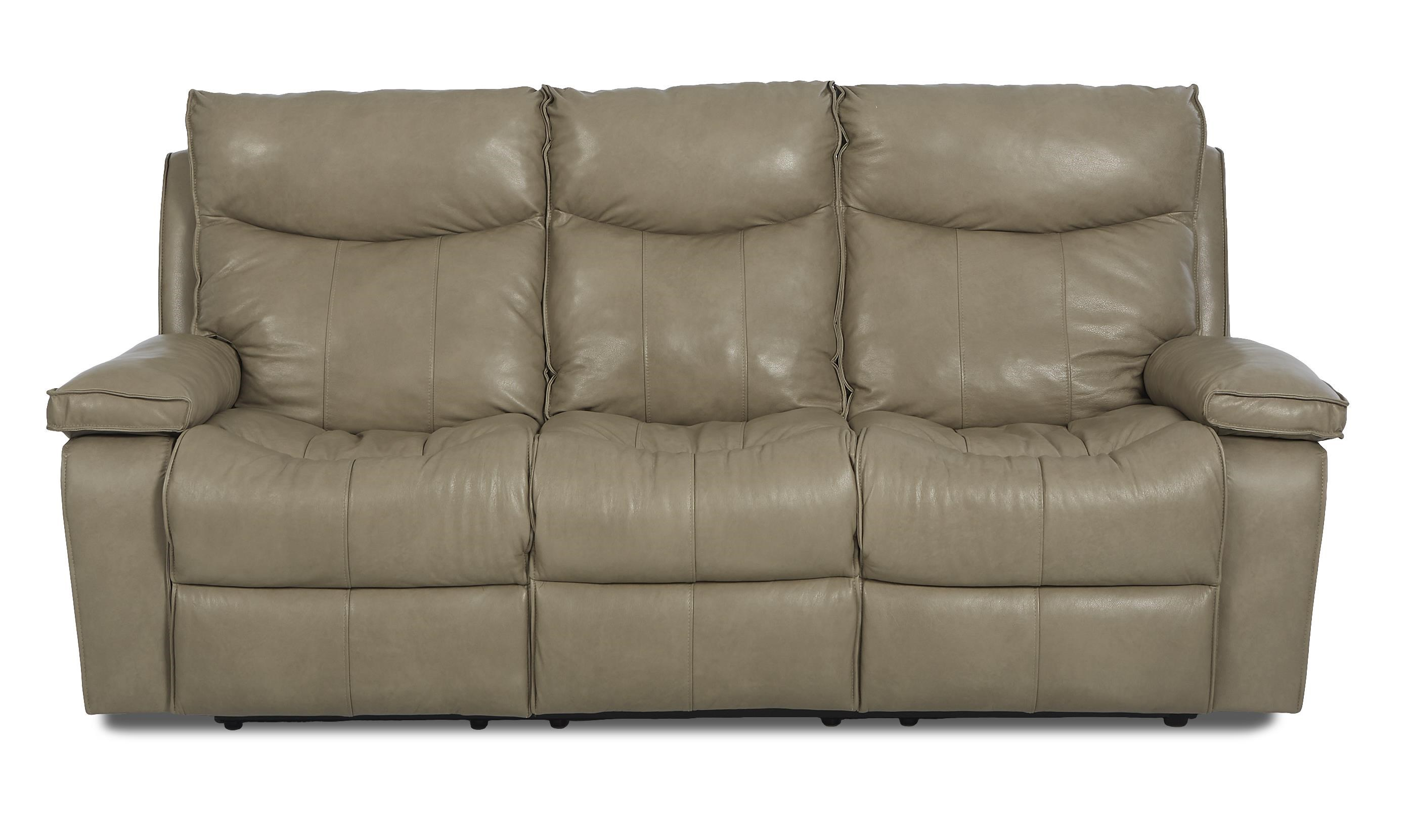 ... Contemporary Reclining Sofa. Item Shown May Not Represent Exact  Features Indicated