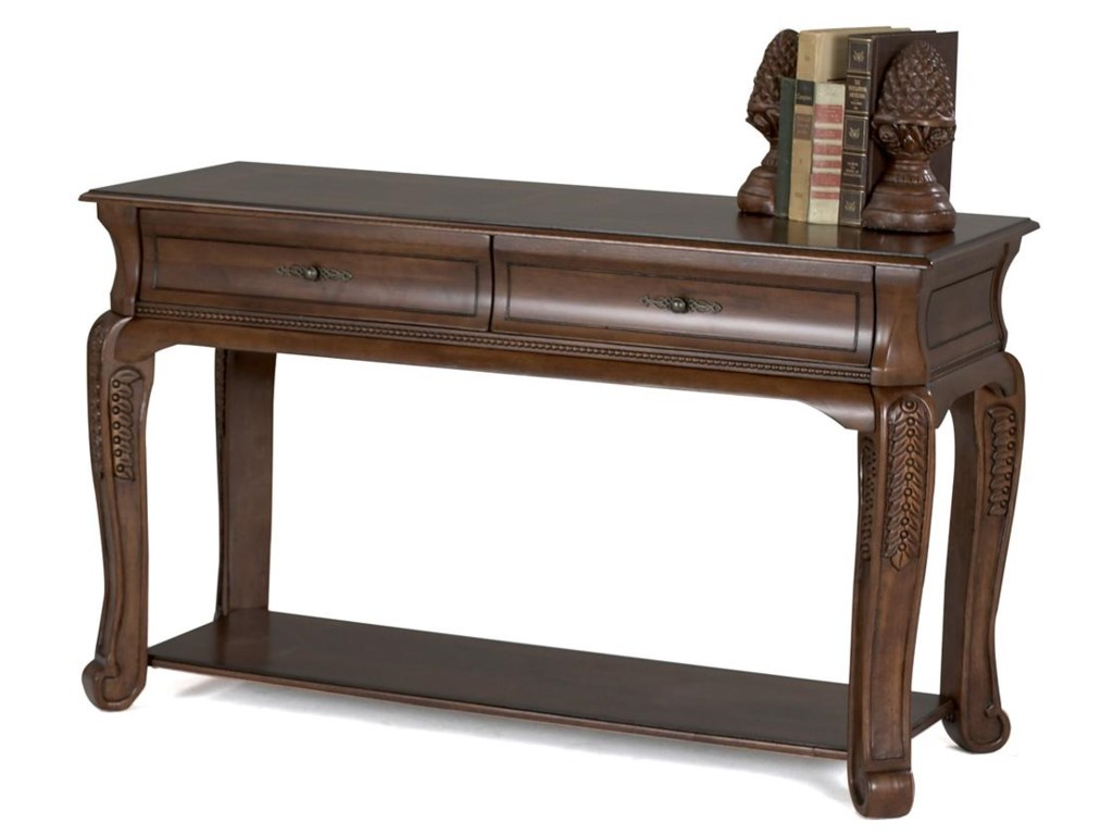 Morris Home Furnishings WinchesterEdgefield Sofa Table