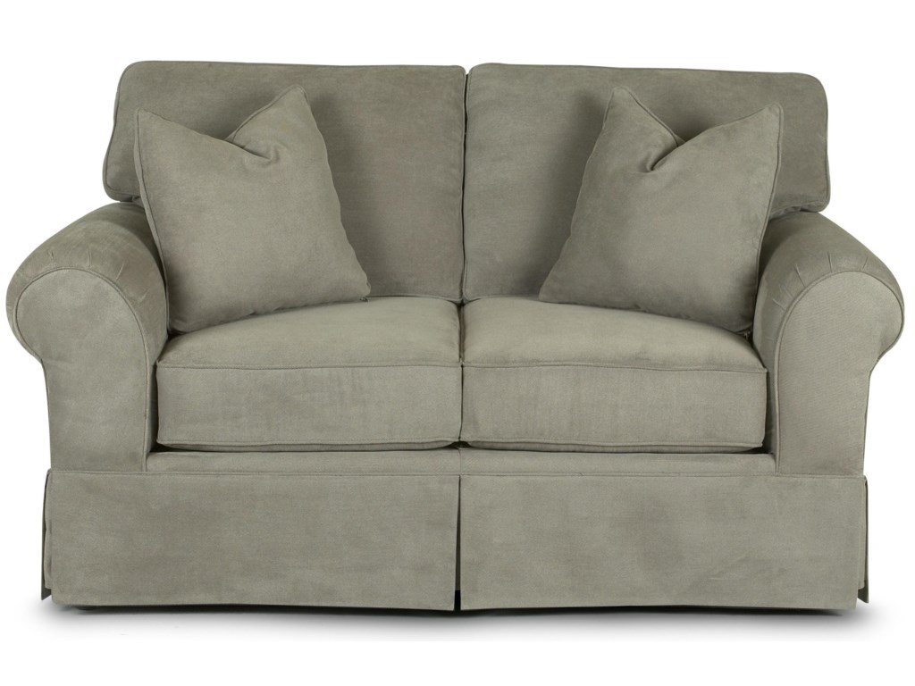 Klaussner WoodwinLoveseat