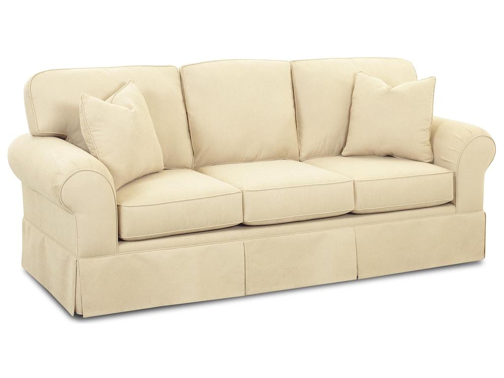 Klaussner WoodwinQueen Sleeper Sofa