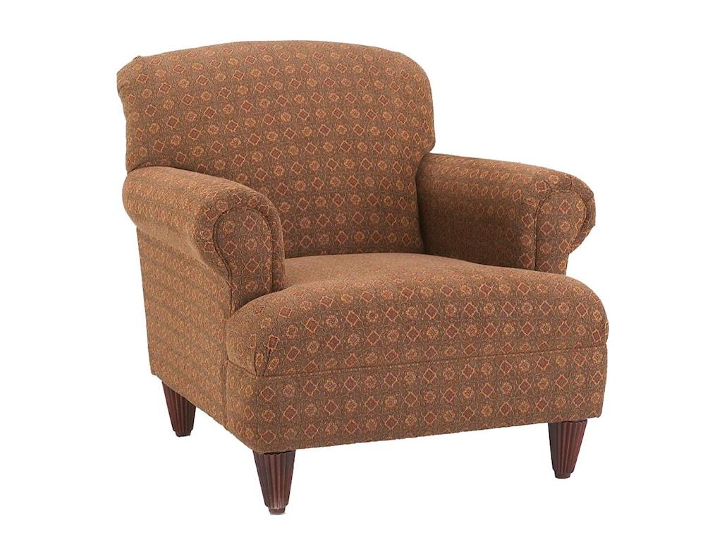 Klaussner WrigleyUpholstered Stationary Chair