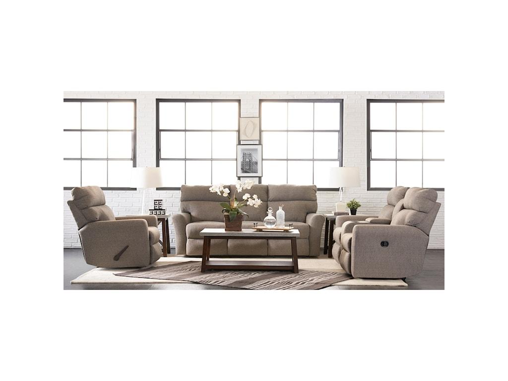 Klaussner XavierPower Reclining Living Room Group