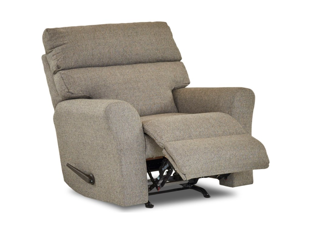 Klaussner XavierSwivel Gliding Reclining Chair