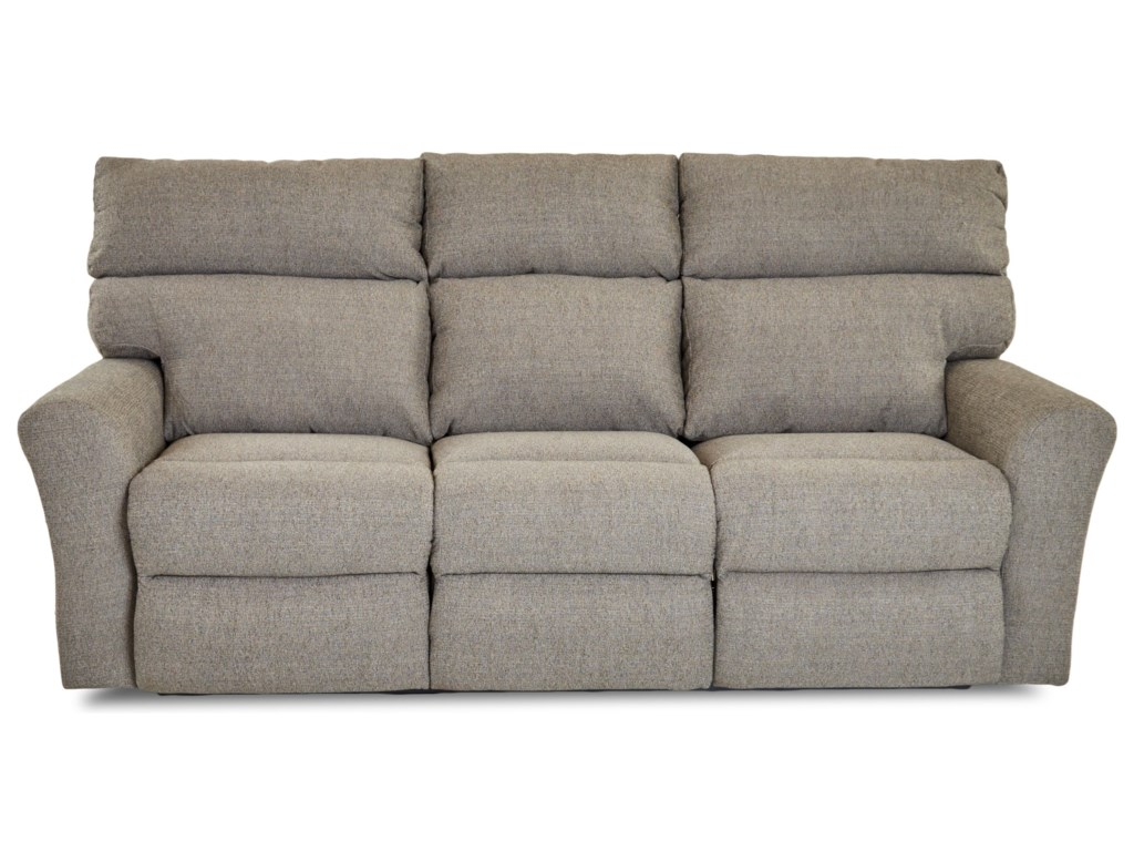 Klaussner XavierReclining Sofa (2 Recliners)