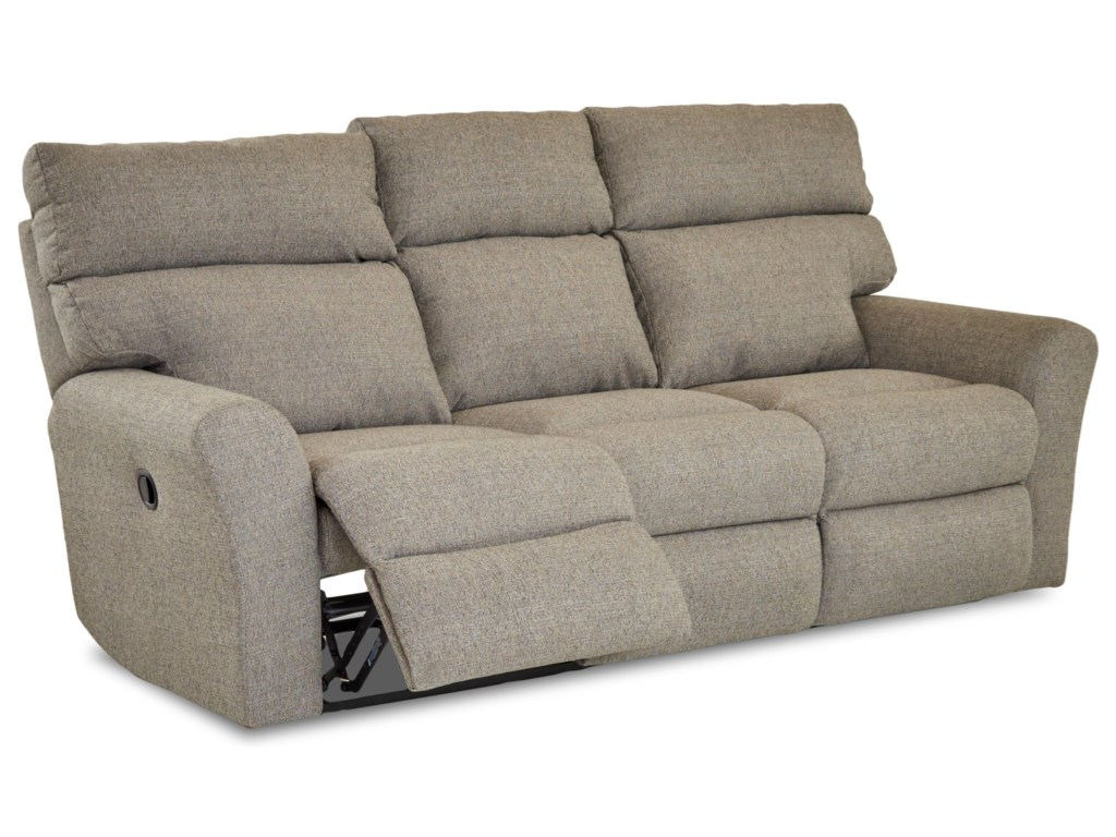 Xavier Power Reclining Sofa (3 Recliners)