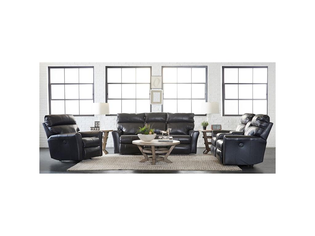 Klaussner XavierReclining Living Room Group