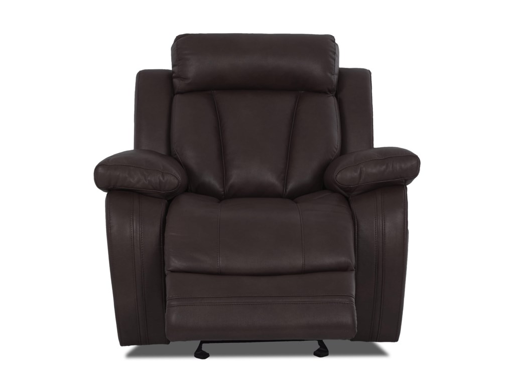 Klaussner International  Atticus-USGliding Recliner Chair