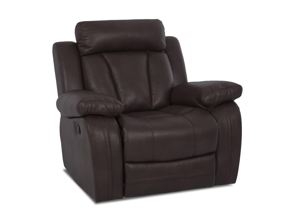 Klaussner International  Atticus-USPower Reclining Chair
