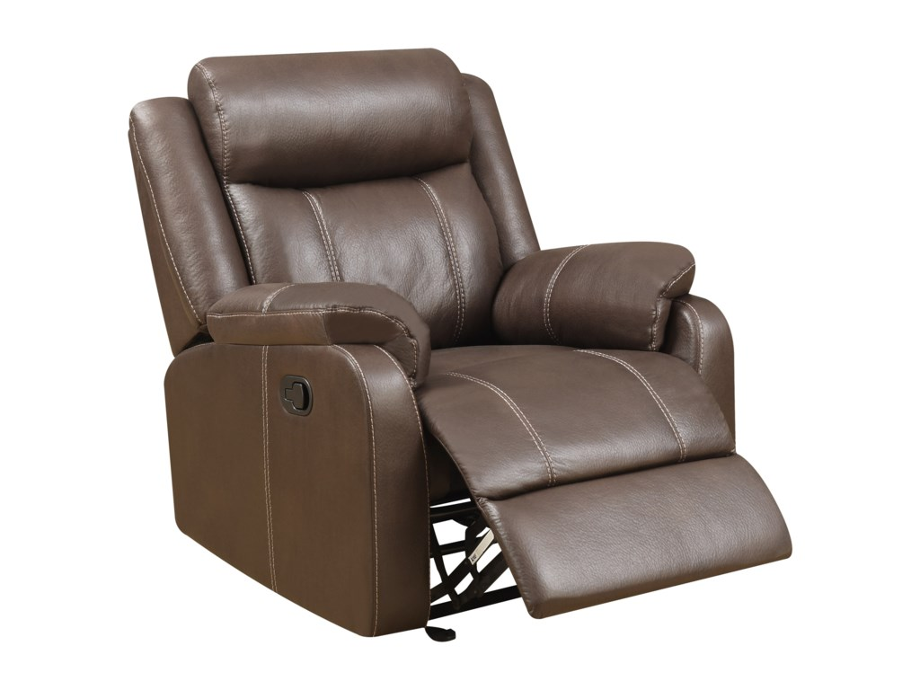 Klaussner International  Domino-USGliding Recliner Chair
