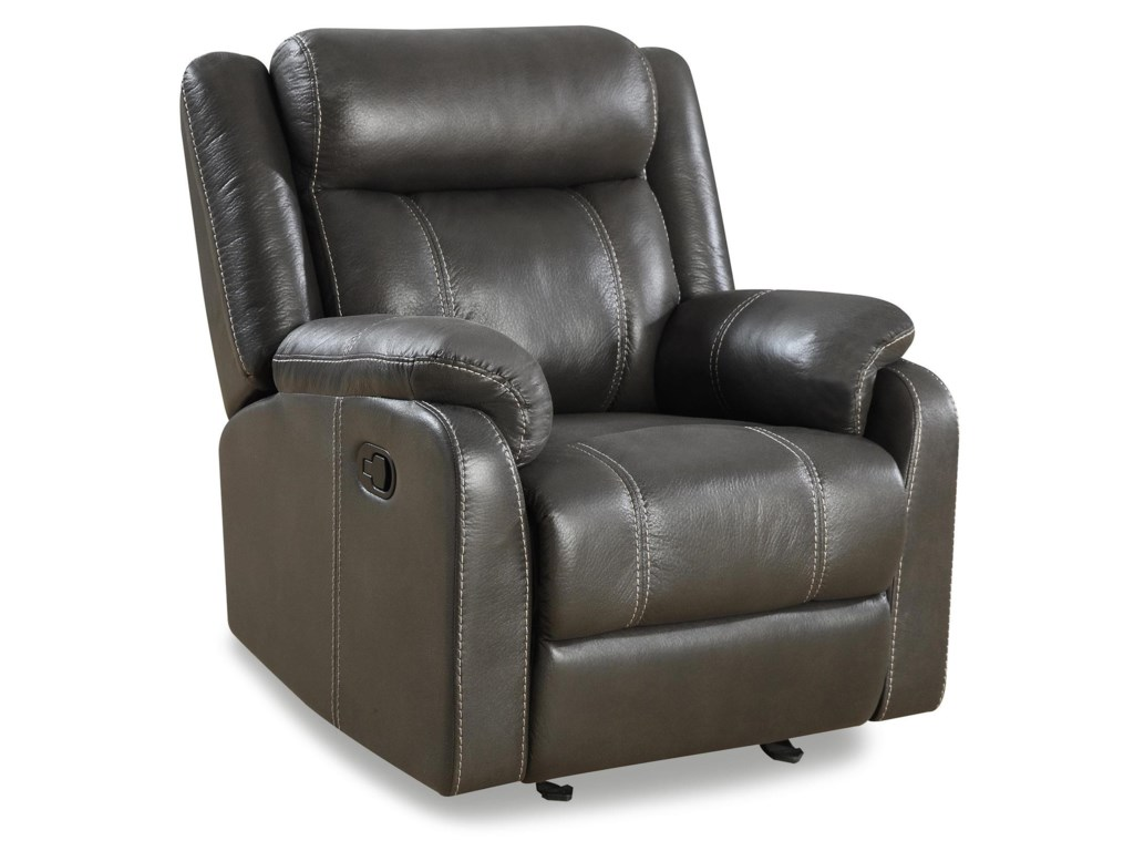 Klaussner International ValorGliding Recliner Chair