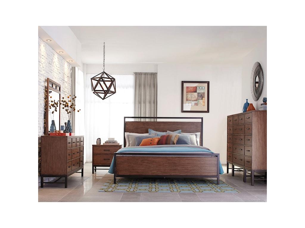 Morris Home Furnishings TribeccaTribecca Drawer Chest