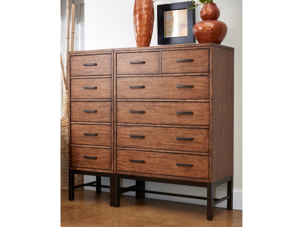 Klaussner International Affinity6 Drawer Chest