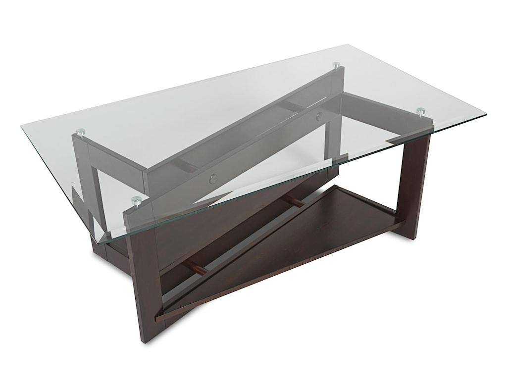 Klaussner International CadenceCocktail Table