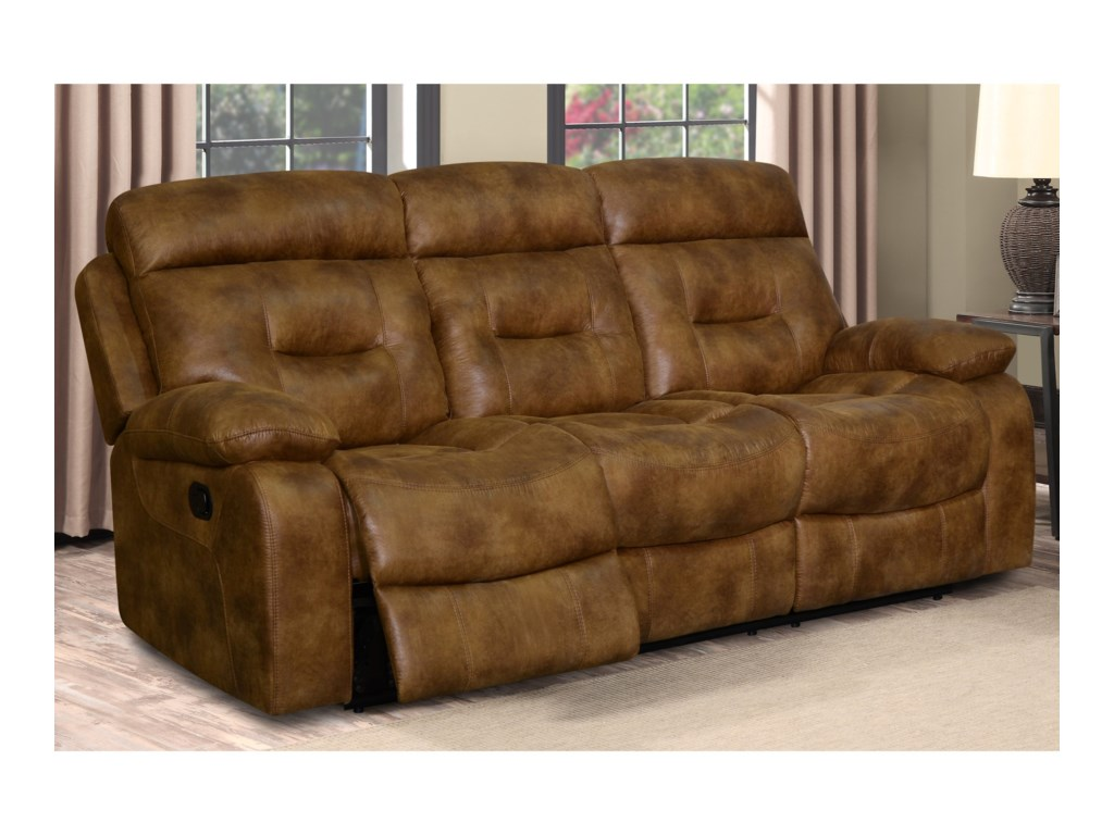Klaussner International CanoPower Reclining Sofa