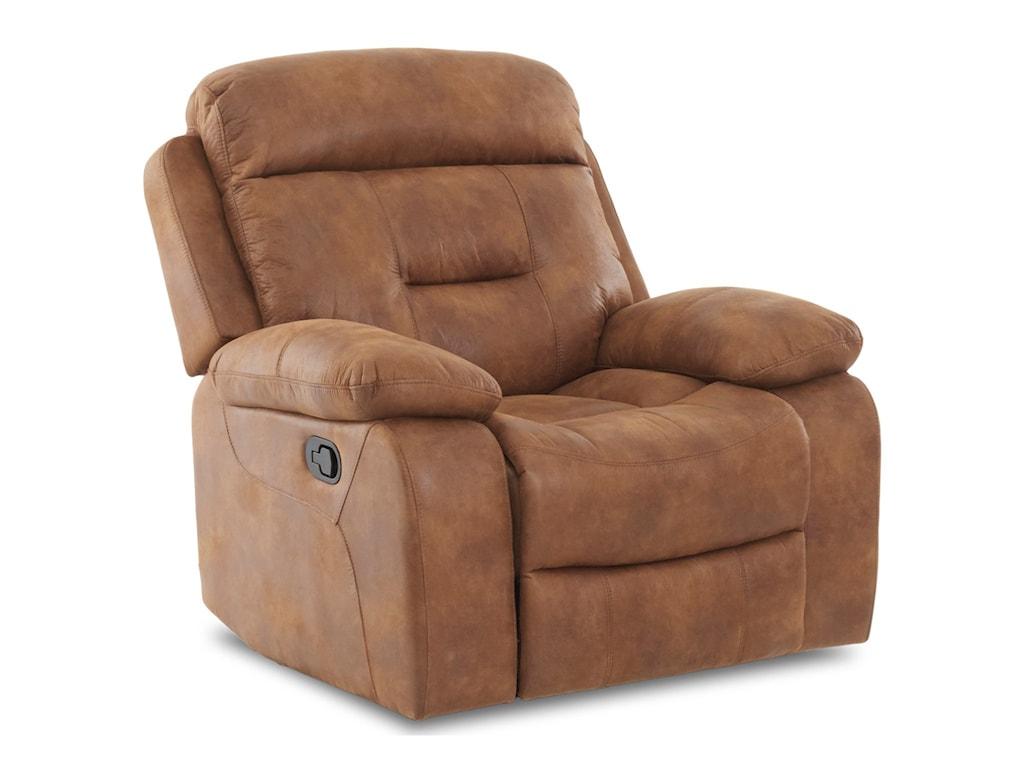 Klaussner International CanoGliding Reclining Chair