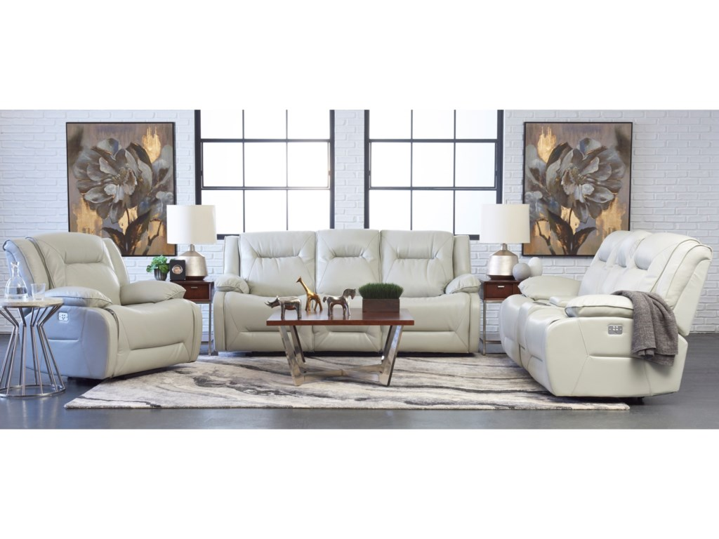 Klaussner International DansbyReclining Living Room Group