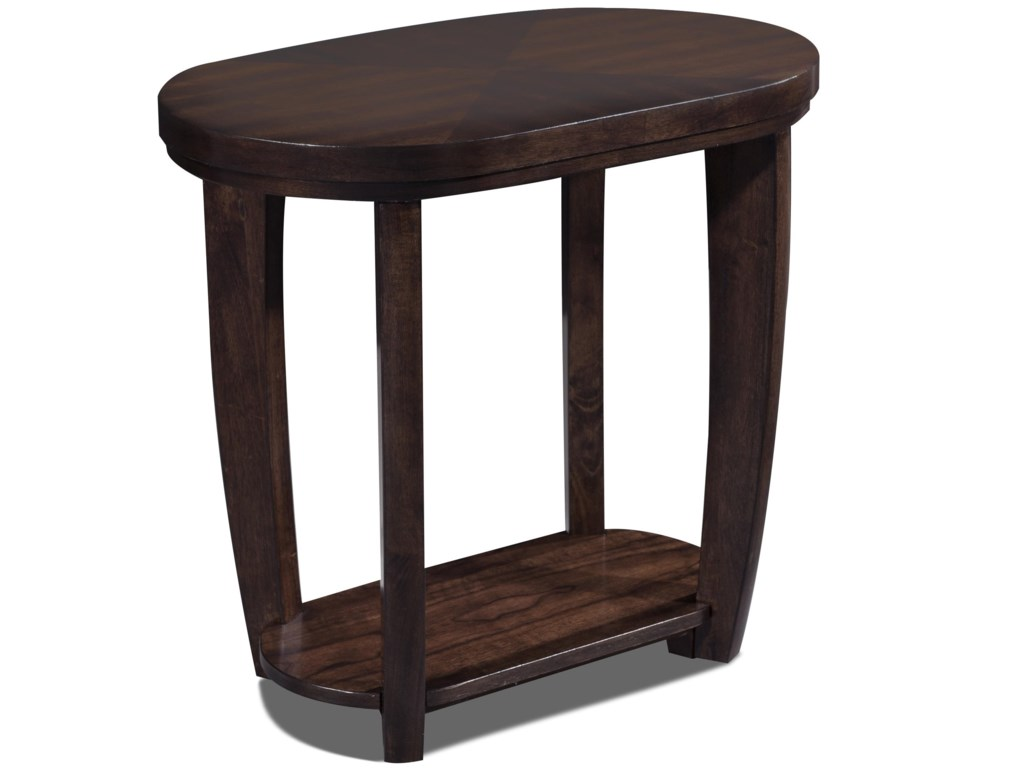 Klaussner International Hayden Chairside Table