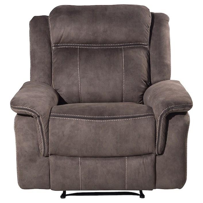 Casual Rocker Recliner Chair