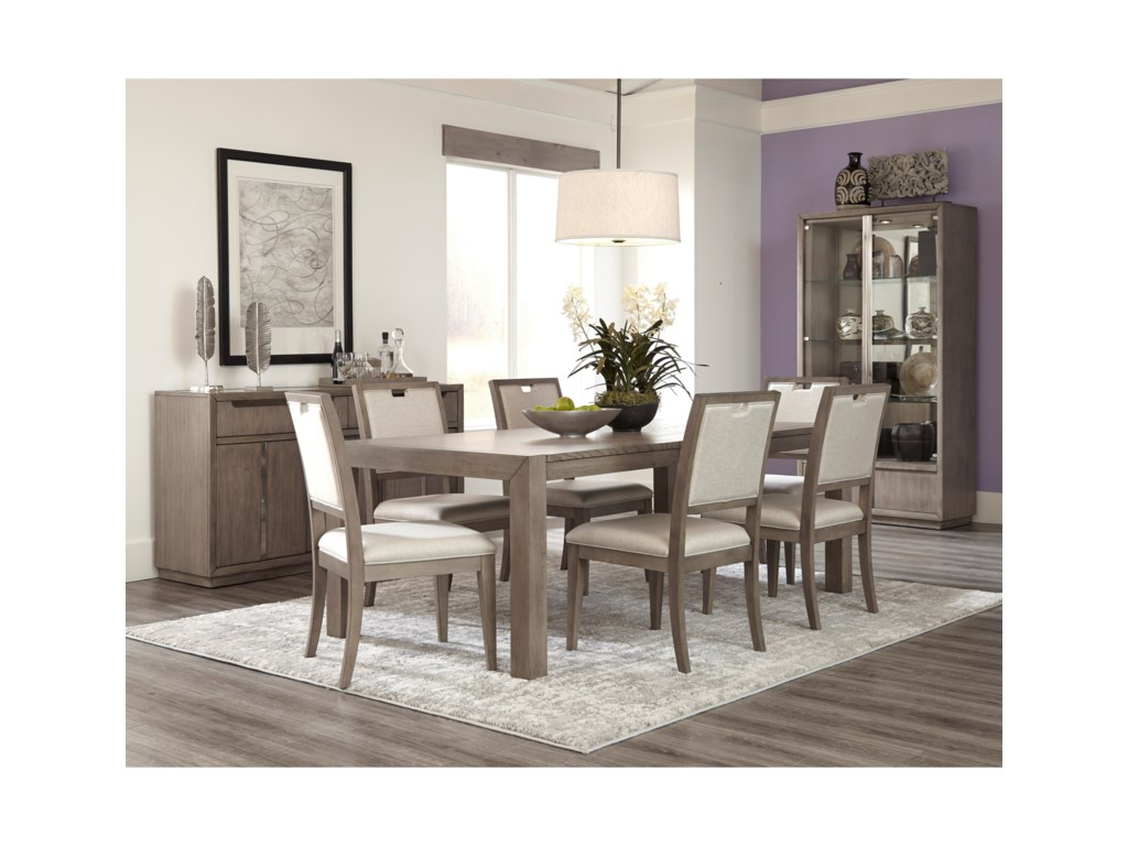 Klaussner International MelbourneCasual Dining Room Group