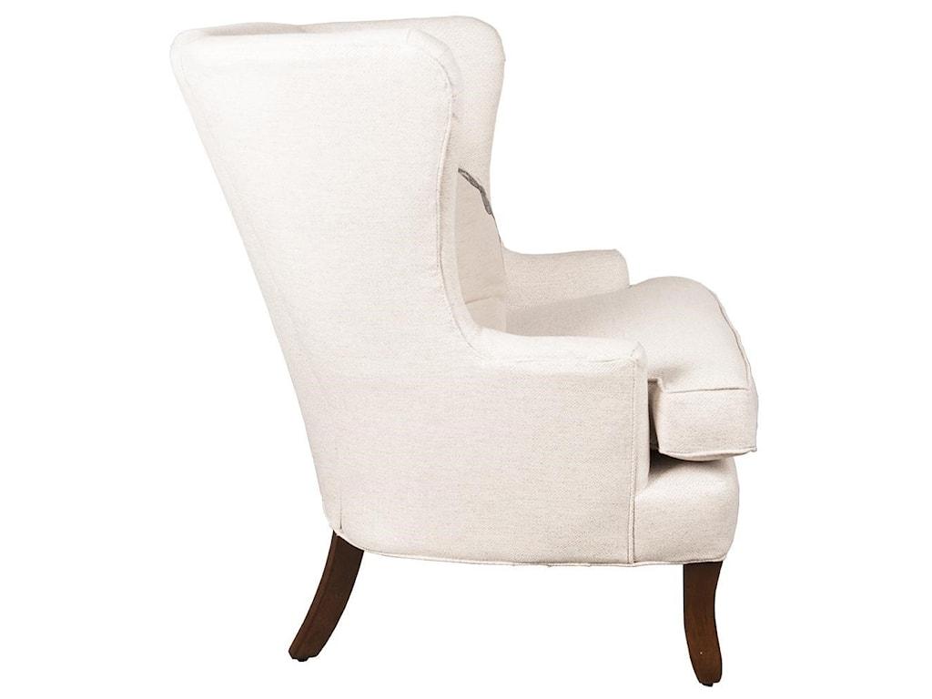Morris Home Furnishings PershingPershing Chair