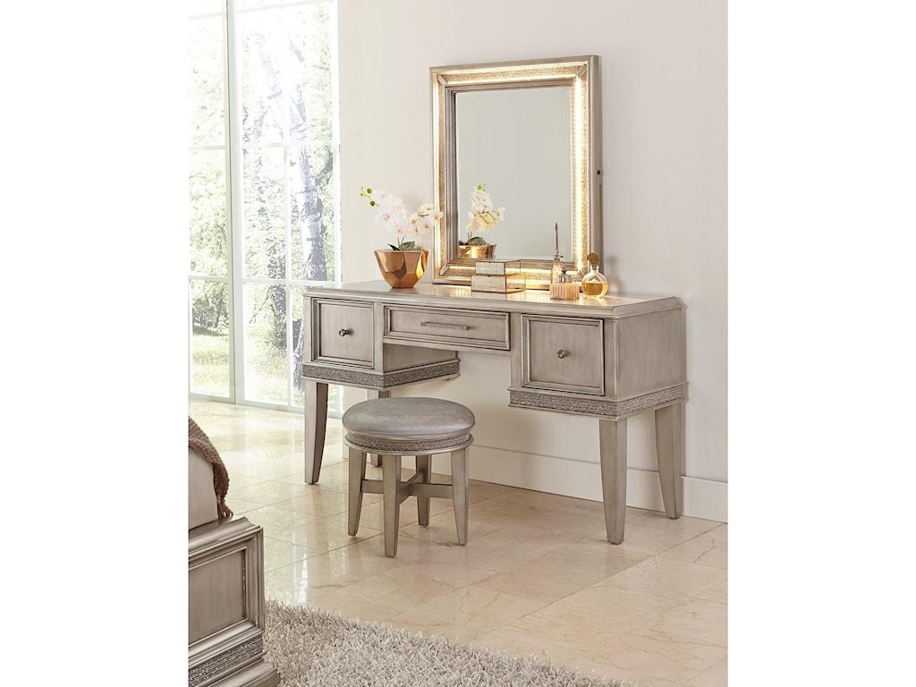 Klaussner International SophiaVanity Mirror