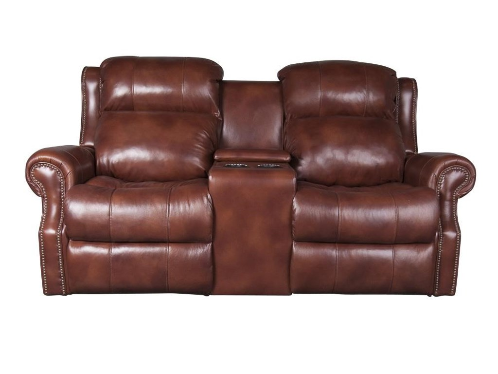 Morris Home Furnishings UnderwoodUnderwood Power Loveseat