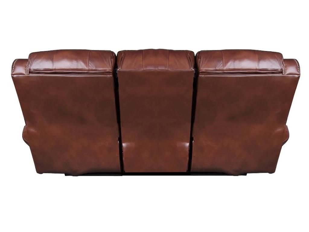 Morris Home Furnishings UnderwoodUnderwood Leather Match Power Sofa
