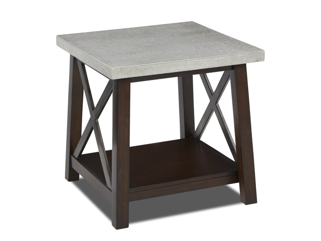 Klaussner International ViewpointEnd Table