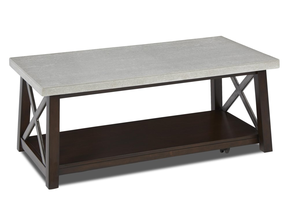 Klaussner International ViewpointCocktail Table