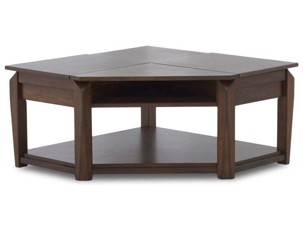 Klaussner International WedgelandCocktail Table
