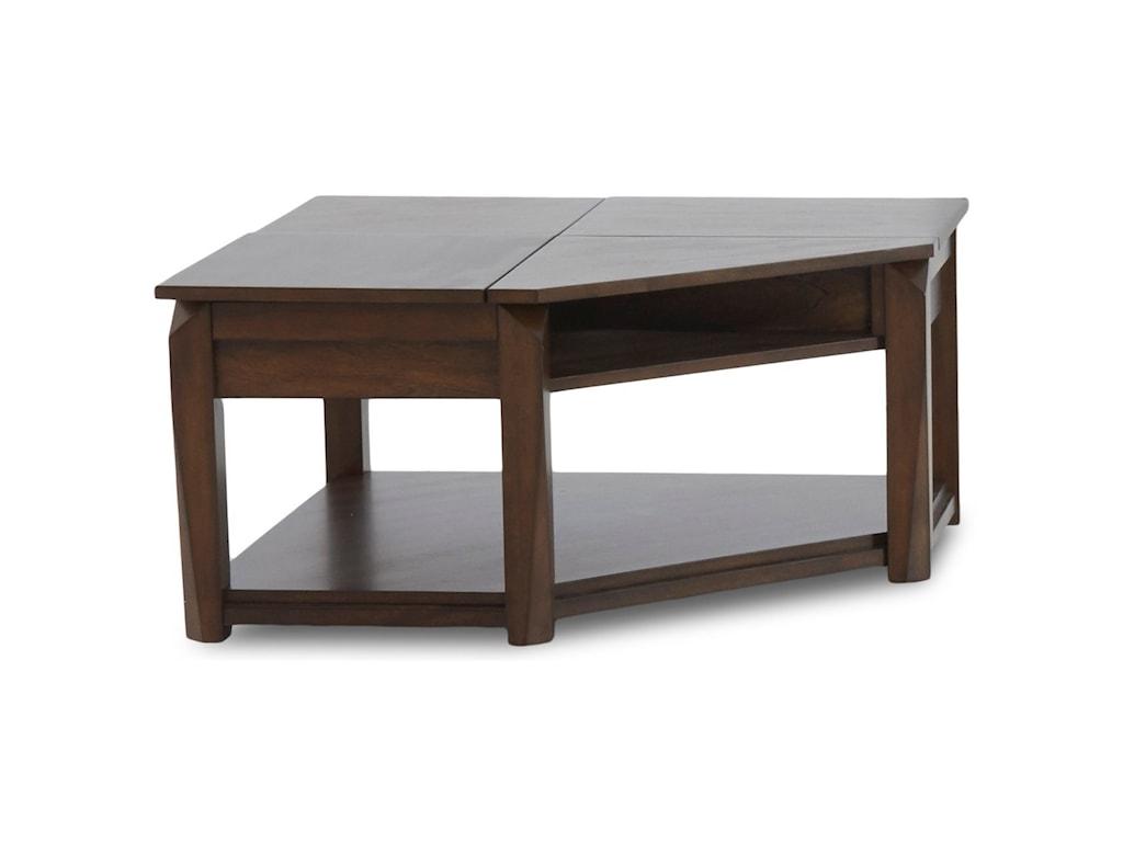 Klaussner International WedgelandCocktail Table