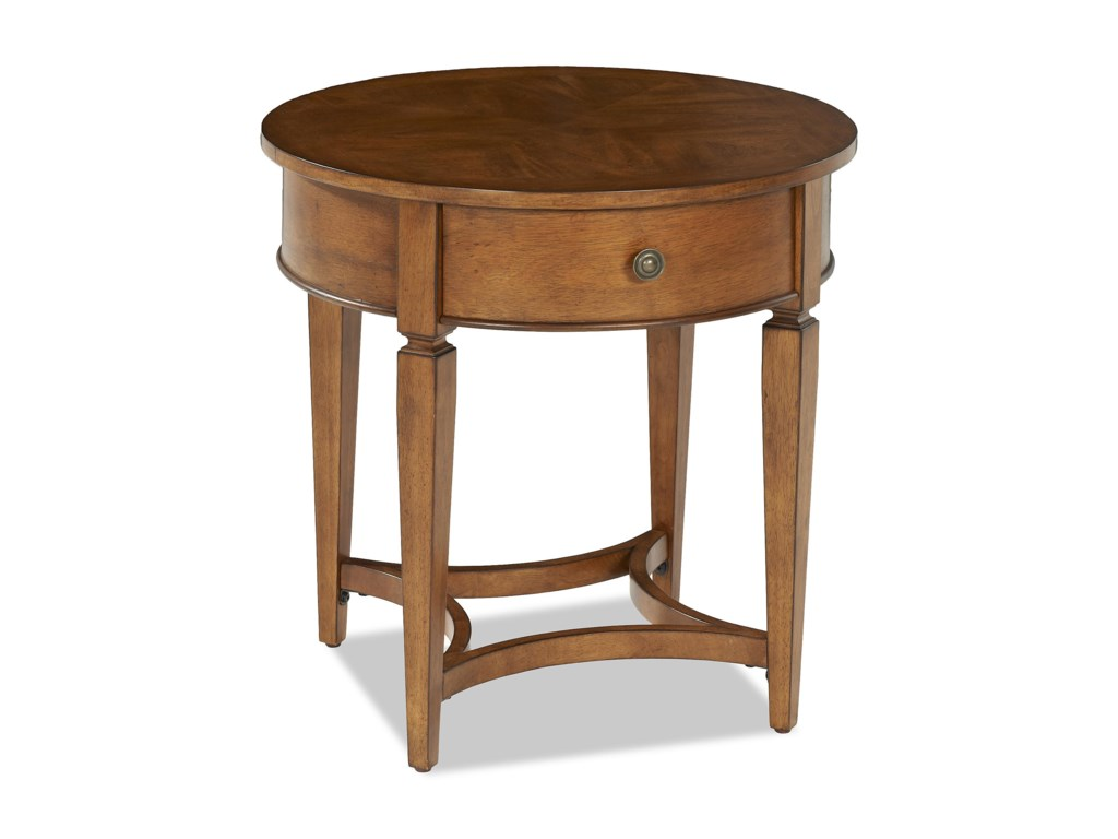 Metropia International WentworthEnd Table