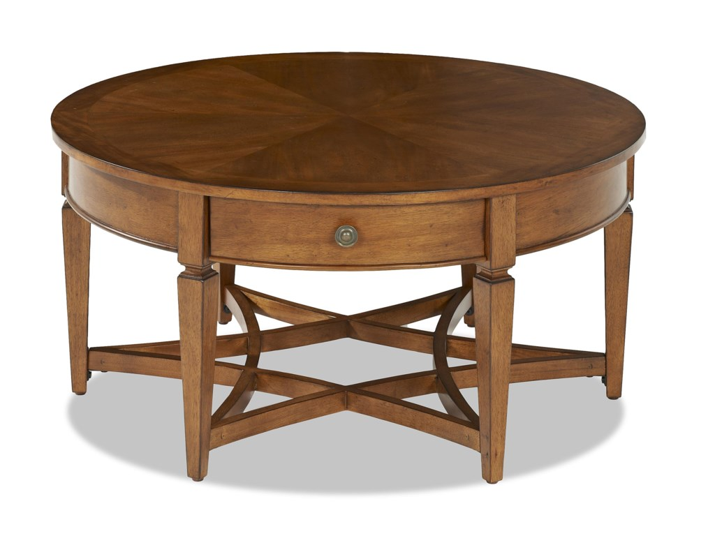 Klaussner International WorthingtonCocktail Table