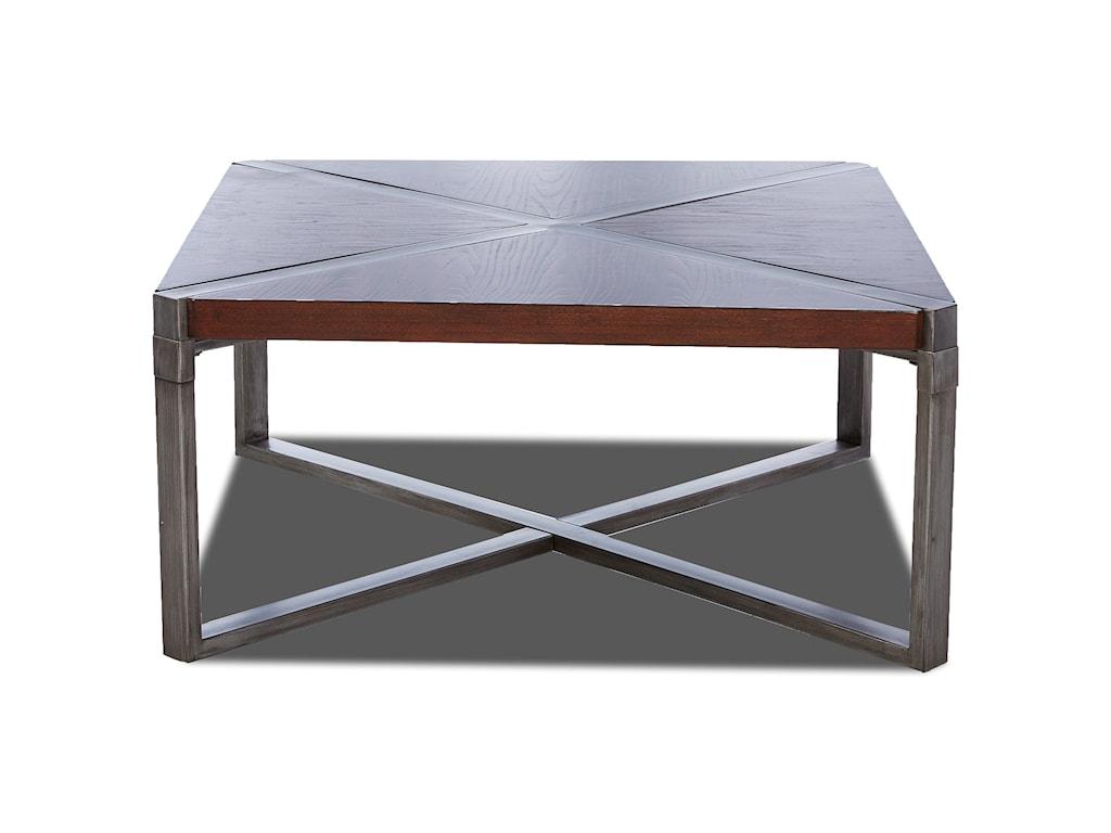 Metropia International WoodbrookCocktail Table