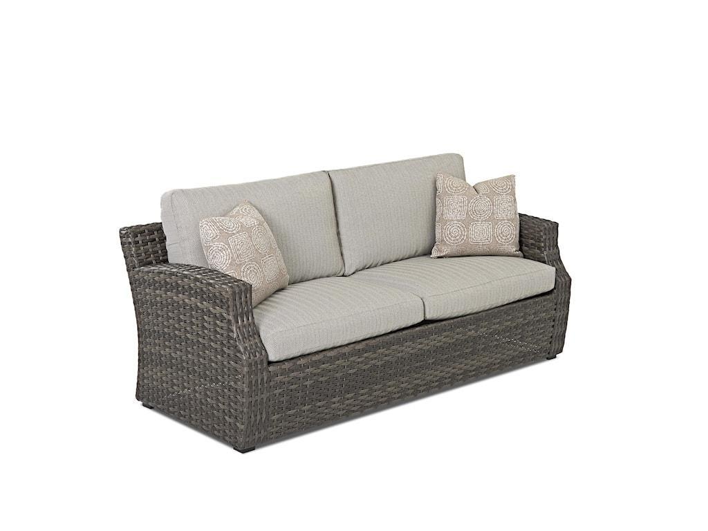 Klaussner Outdoor  CascadeOutdoor Sofa