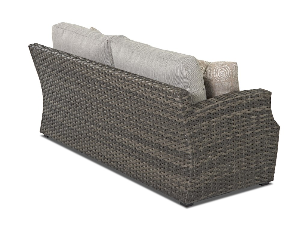 Klaussner Outdoor  CascadeOutdoor Sofa