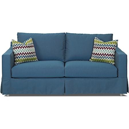 Sofa w/ Drainable Cushion