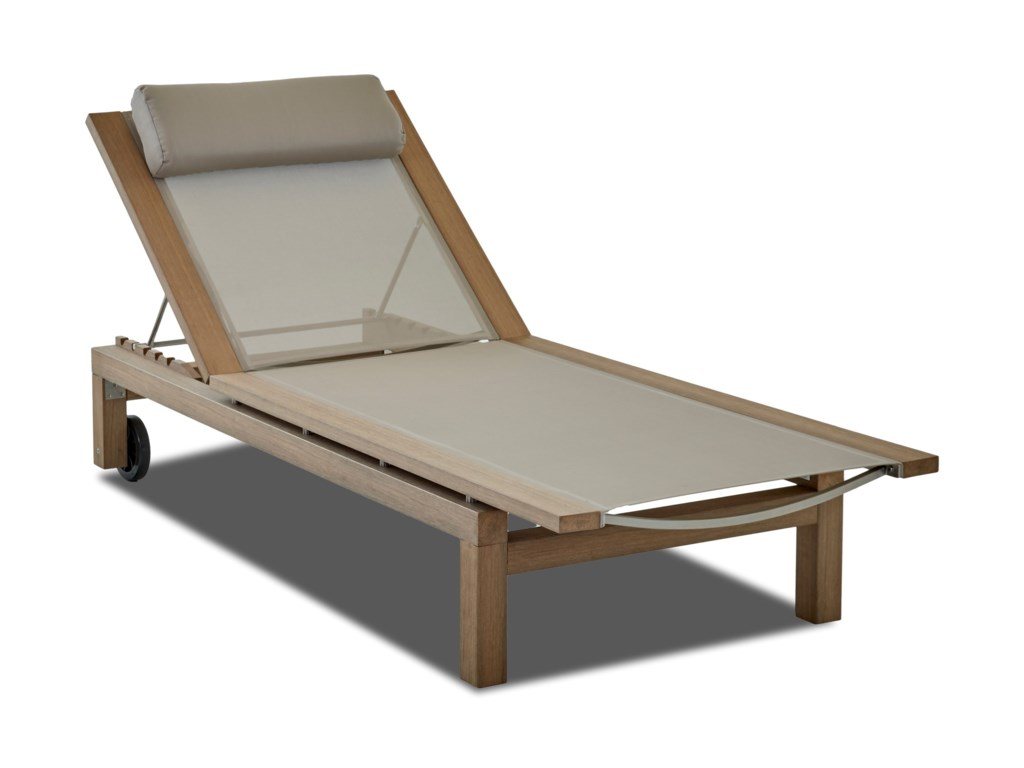 outdoor bridgehampton chaise sonoma o williams products