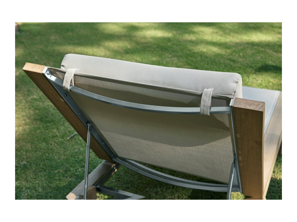 Klaussner Outdoor DelrayOutdoor Chaise - Sling